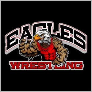 Eagle Wrestling Shirt