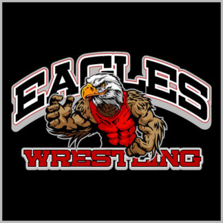 Eagle Wrestling Shirt