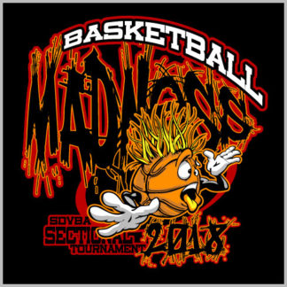 Basketball Madness Design