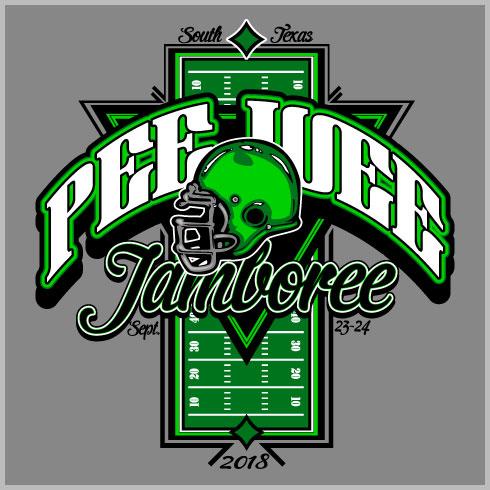 Pee Wee Football Shirt - Custom T Shirt Designs