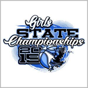 Girls Basketball Shirt
