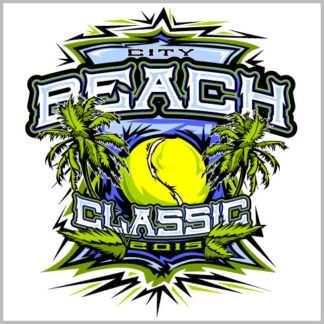 Beach Tennis Design