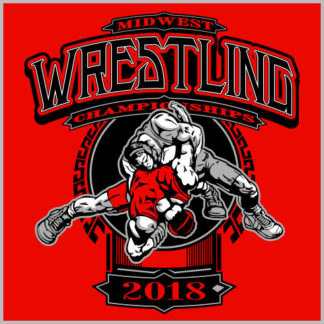 Wrestling Shirt Design