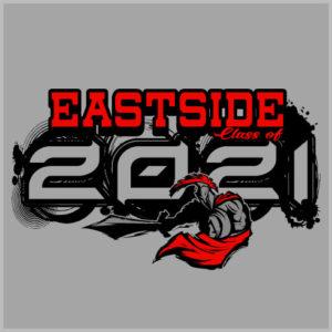 Class of 2021 Shirt Design
