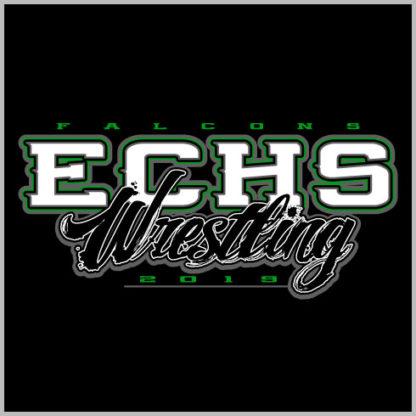 High School Wrestling Shirt