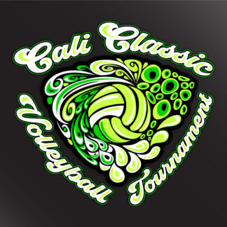 Volleyball Tournament Shirt | Cali Classic