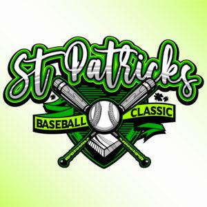 St Patricks Baseball Shirt