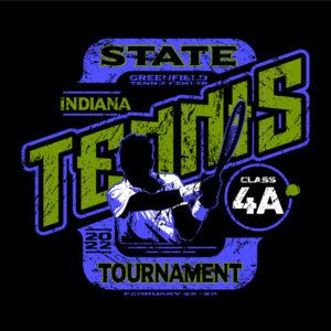 State Tennis Shirt