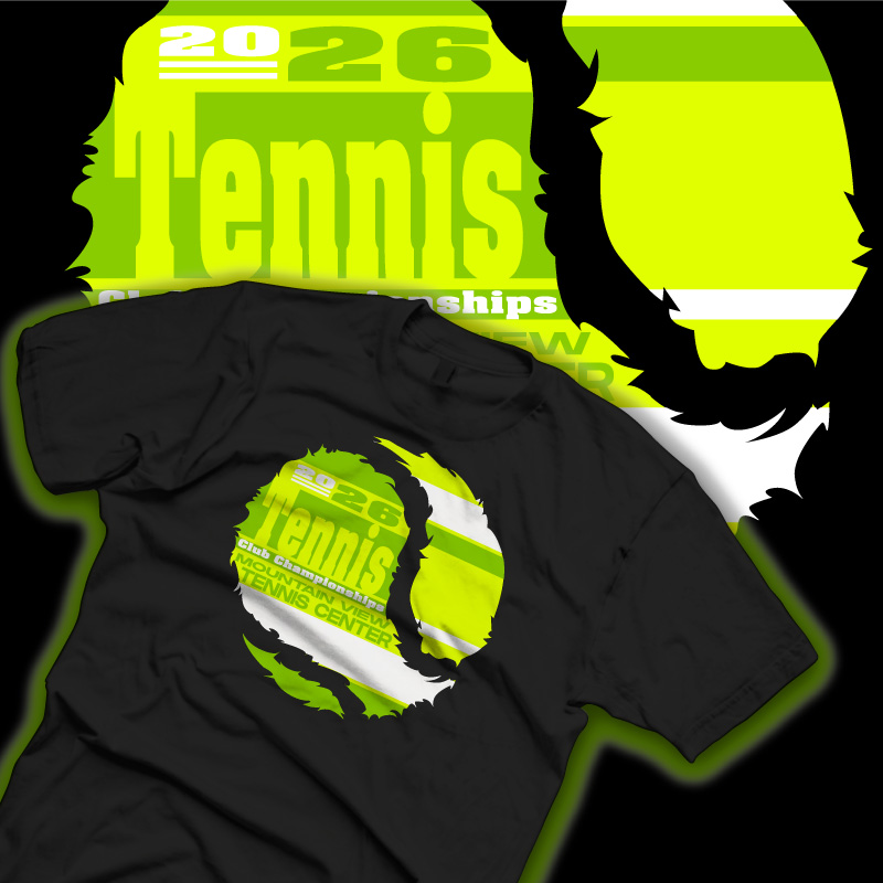 Tennis Ball Shirt - Comp