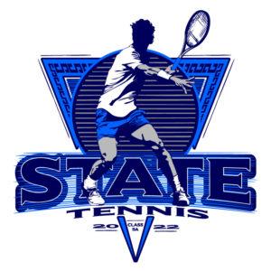 Tennis State Design